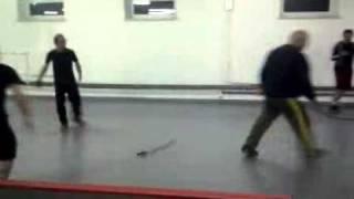 Karabela- trening walki na szable