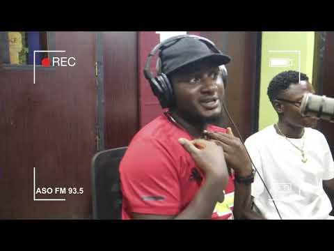 ASO FM RADIO ABUJA INTERVIEW WITH TONY24