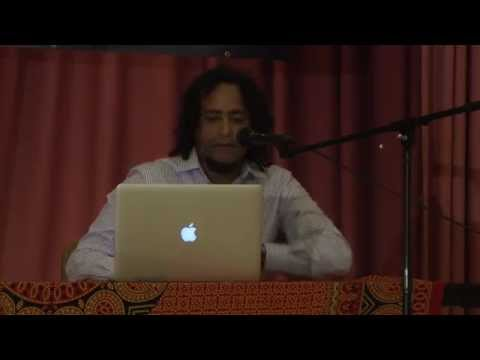 Asennai Musyè's presentation at Oakland - Conference