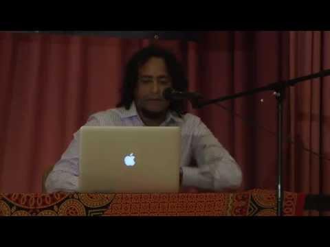 Asennai Musyè's presentation at Oakland - Conference