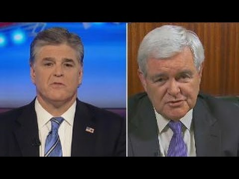 Gingrich: Reagan won undecided voters week before election