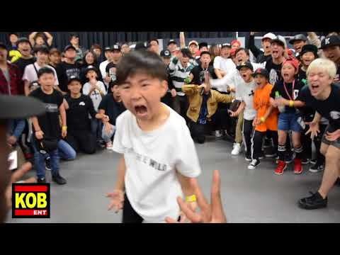 Baby Konkrete vs Baby StreetBeast aka Baby Krow|BEST 8 ①|YOU