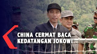 TNI: China Cermat Baca Pesan Presiden Jokowi Datang ke Natuna