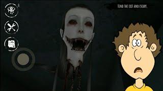 Eyes The Horror Game Android Gameplay | Run 🤤 Run 🤤 - Bhoot Aaya