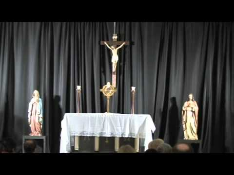 Lafayette Event- Benediction Of the Blessed Sacrament - Sund
