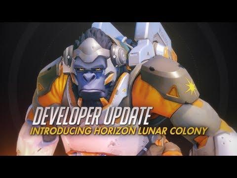 Developer Update | Horizon Lunar Colony | Overwatch
