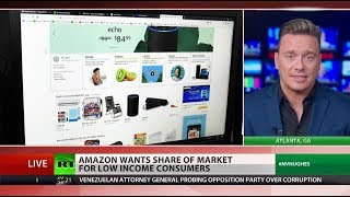 Amazon's 'predatory' new credit card