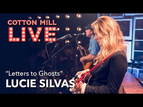 """Letters to Ghosts"" – Lucie Silvas – Cotton Mill Live"