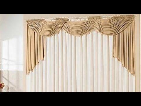 Como hacer cortinas a mano youtube for Como hacer cortinas corredizas