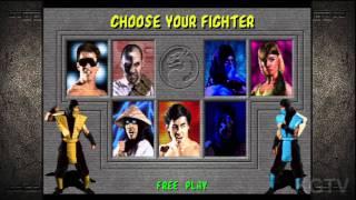 Mortal Kombat Arcade Kollection: Online Battles
