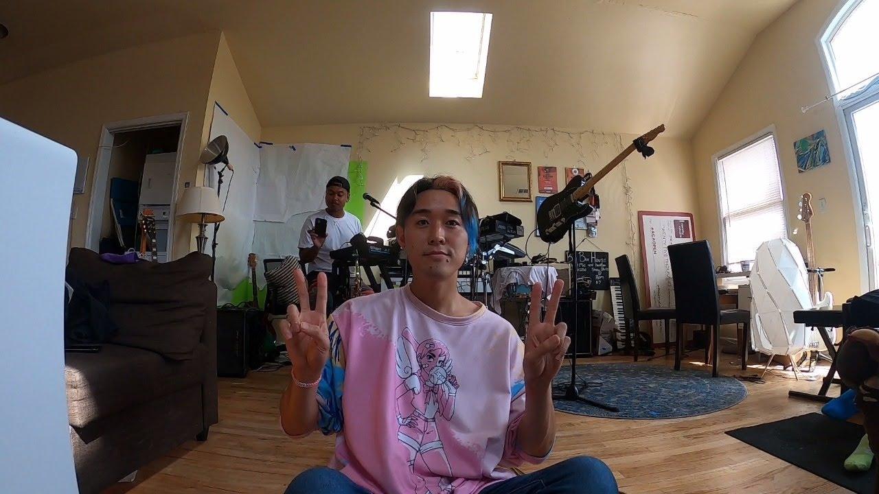 Spiderhorse Live practice session