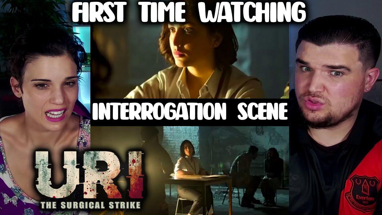 Uri: The Surgical Strike - THE INTERROGATION SCENE! Vicky Kaushal,  Paresh Rawal, Mohit Raina