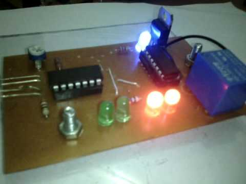 MINi project electronics, railway train indicator by PPTS India ...