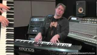 How to Play a Blues Solo on Piano (Part 1) - Keyboard Tutorial