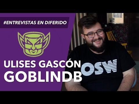 Goblin DB:  una base de datos diferente | Ulises Gascón Organizador de Open Source Weekends