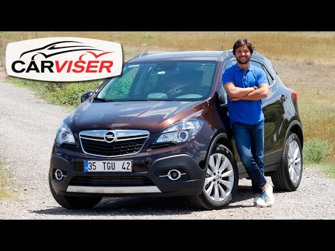 Opel Mokka 1.6 CDTi AT Test Sr Review English subtitled