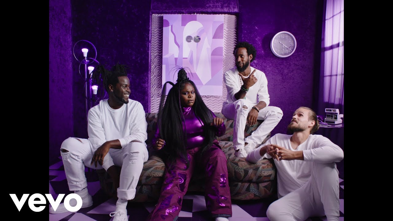 Self Care ft. Jaime Woods, Orleans Big, Anjelika 'Jelly' Joseph (Official Video)