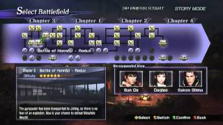 Warriors Orochi 3 Saddle guide!