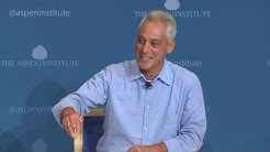 Hurst Lecture Series: A Conversation with Rahm Emanuel
