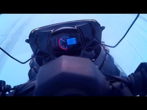 RM Vector 551i. Максимальная скорость