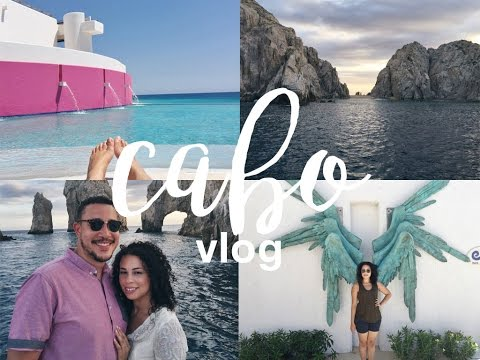 CABO VLOG: OUR HONEYMOON