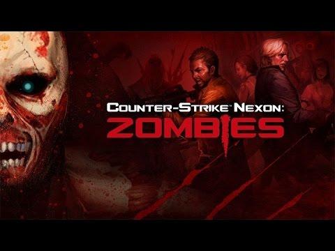 Counter-Strike Nexon: Zombies Режим побег против зомби