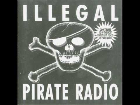 Aceed Rydims - Undercover Movement - Illegal Pirate radio old skool breakbeat 1994 94