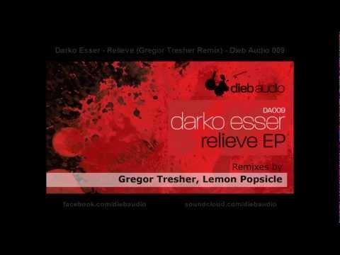 Darko Esser - Relieve (Gregor Tresher Remix) - Dieb Audio 009