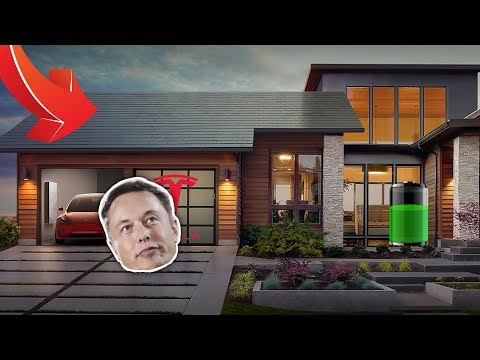 Tesla's INVISIBLE Solar Roof Tiles... *NEW* Elon Musk Solar Panels REVIEW!!