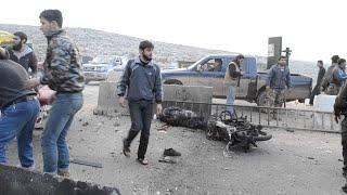 أخبار عربية - هيئة تحرير #الشام تشن هجوما واسعا على معبر باب الهوى
