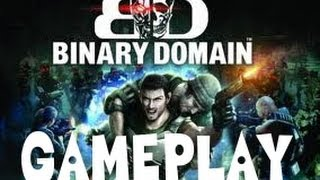 Binary Domain (PS3) - Gameplay