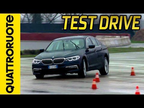 Nuova BMW serie 5: il test drive di Quattroruote (con Paolo Massai)
