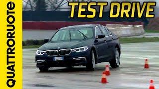Nuova BMW serie 5: prova su strada con Paolo Massai | Quattroruote