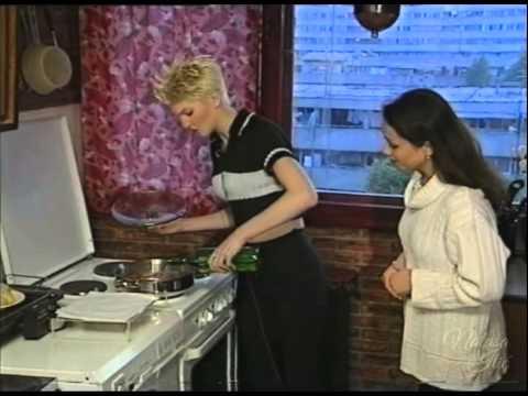 Poznati kuvaju Jelena Karleuša 2.deo - BIFTEK