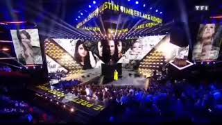 David Guetta Anne Marie & Bebe Rexha - Dont Leave Me Alone & Say My Name at NRJ Music Awards 2018_1