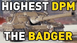 Highest DpM in World of Tanks