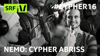 Nemo am #Cypher16: Wie er zum Cypher-King wurde