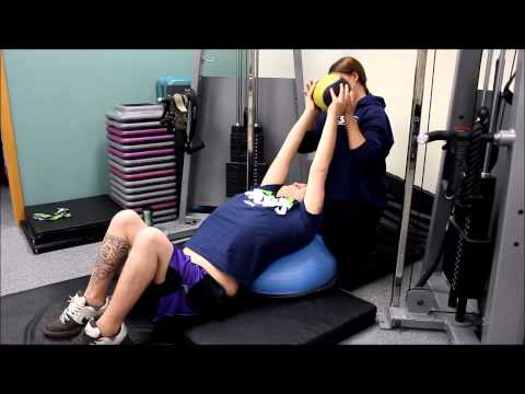 Therapeutic Exercise for SMA