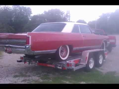 """1964-buick-electra-225-coupe-barn-find-bagged-shaved-&-wrapped-installment-#3-""""the-transport-home"""""""