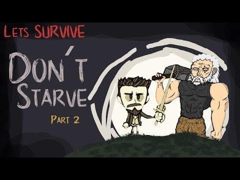 Don't Starve Together - Adventures of Gabe and Khan | LIVE
