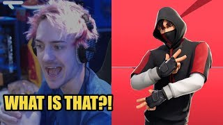 Ninja & Streamers React to New IKONIK Kpop Skin in Fortnite