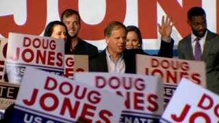 Last-minute push to energize voters in Alabama Senate race