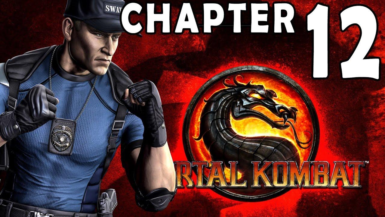 Mortal Kombat 9 - Chap...