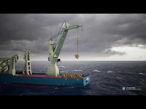 CSV Subsea Tree Installation