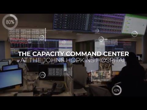 Johns Hopkins Capacity Command Center | Improving Efficiency and Patient Care