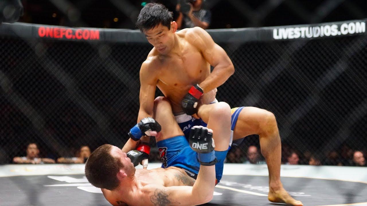 Jens Pulver vs. Masakatsu Ueda  | ONE Championship Full Fight | April 2013