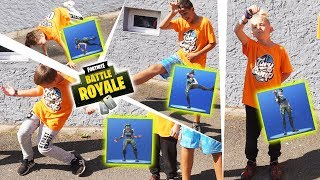 Fortnite Dance Challenge #4 | Tary Camp 2019