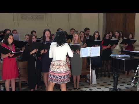 """Corul Bisericii Adventiste Grenelle Paris """"STRIGATI CATRE DOMNUL"""" 26 mai 2018"""