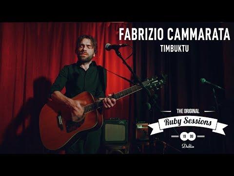 Fabrizio Cammarata - Timbuktu  at The Ruby Sessions