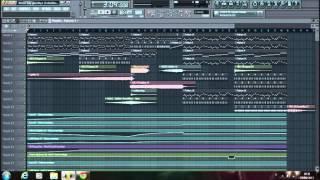 Never say goodbye - Hardwell & Dyro Fl Studio remake + Flp download